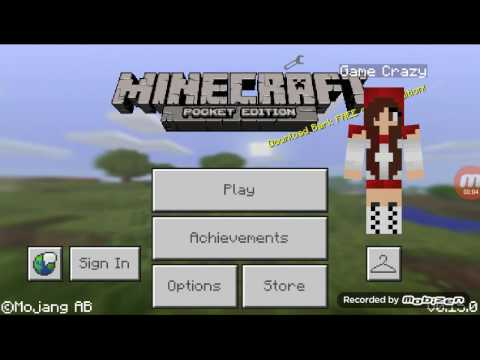 Minecraft PE'de aile Kurdum 'Mod Tanıtımı' #4