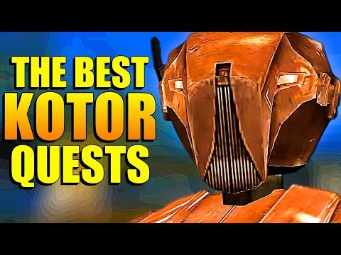 The 5 Best Side Quests In KOTOR