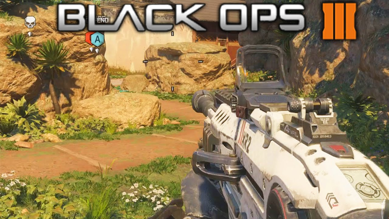 Call Of Duty Black Ops 3 Multiplayer Gameplay Round Up From E3