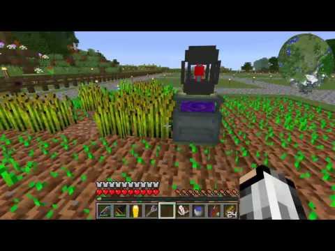 HermitPack E16 Auto-farming! | 1.10 Modded Minecraft Hermitcraft