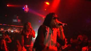 "Migos perform ""Versace"" live in NY -- Boiler Room Rap Life NY"