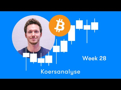 Bitcoin Koers Dit Jaar Nog 36.000 Euro? 🚀| Technische Analyse Week 28, 2019 | BTC Direct