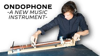 ondophone - A New Music Instrument | Marble Machine X 111
