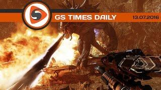 GS Times [DAILY]. Почему Evolve перевели на free-to-play?