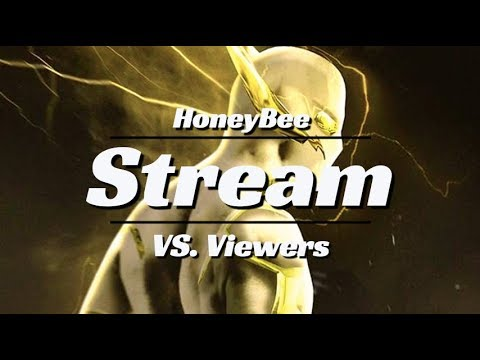 HoneyBee Live Stream Matches vs Viewers!