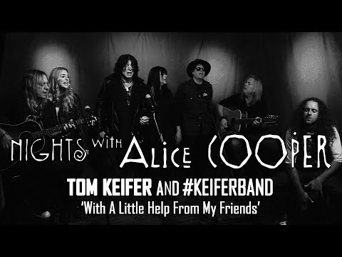 TOM KEIFER and #KEIFERBAND performs 'With A Little Help From My Friends'
