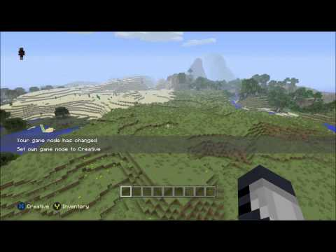 Minecraft Xbox One How To Change Game Mode In Game Tu25