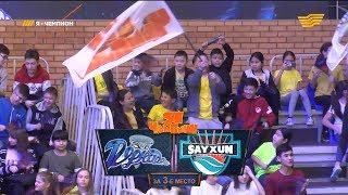 «Я – чемпион». Команды «Торнадо» - «Sayxun»