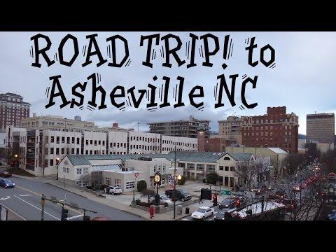 Road Trip! Roanke VA to the Hampton Inn Tunnel Road Asheville NC