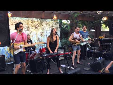 "Babes, ""You & Me"" @ South Pasadena Eclectic Music Festival 2015"