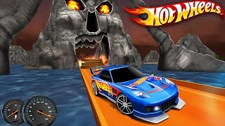 Машинки Хот вилс игра - Hot Wheels Driver Stunt