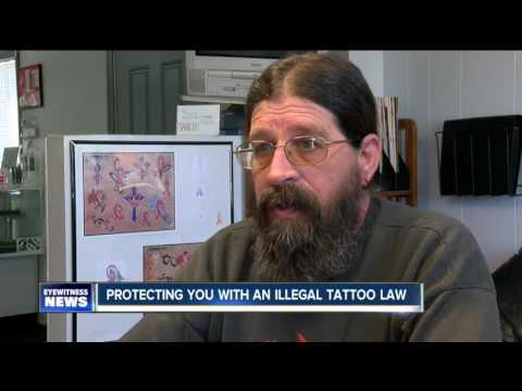 Protecting You With An Il Al Tattoo Law