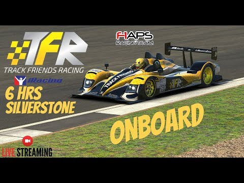 Iracing ILMS | 6 Horas De Silverstone Grand Prix | Honda HPD LMP2 Track Friends Racing #269