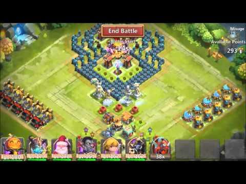 Murdernova Castle Clash Guide To Guild War
