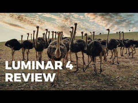 LUMINAR 4 Review als Lightroom User