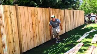 Cedar Privacy Fence Company Apple Valley, Mn