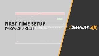 Ip Camera Password Reset