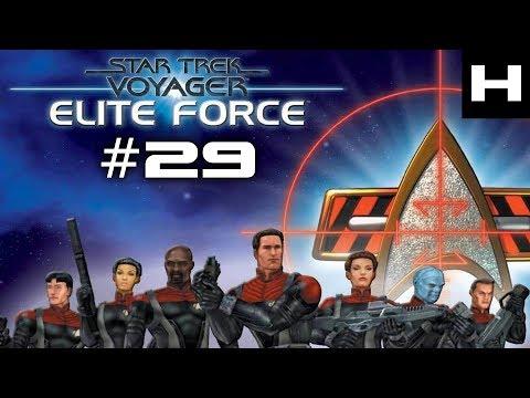 Star Trek Voyager Elite Force Walkthrough Part 29 [PC]