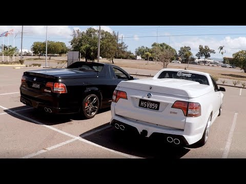 Daily Boosted - HSV Maloo IS IT TOO LOUD Review PART 2