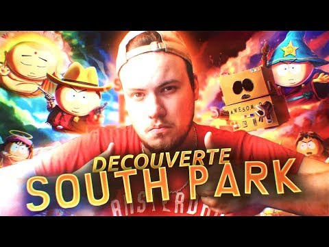 DÉCOUVERTE DE SOUTH PARK PHONE DESTROYER SUR MOBILE !