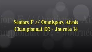 Retour sur le match... Séniors F // Omnispors-Airois