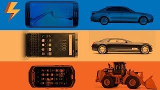 Если бы смартфоны были автомобилями ARGUMENT600