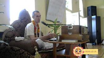 Шримад Бхагаватам 4.8.37 - Мангала Вайшнав прабху