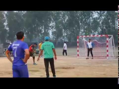 FINAL BSF vs Indian Airforce Karor Handball Tournament ।। Haryana sports।।