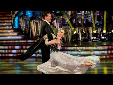 Sophie Ellis-Bexter & Brendan dance to 'They Can't Take That Away From Me' - Strictly Come Dancing