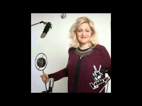 Sally Barker - &39;Whole Of The Moon&39; Studio  - The Voice UK