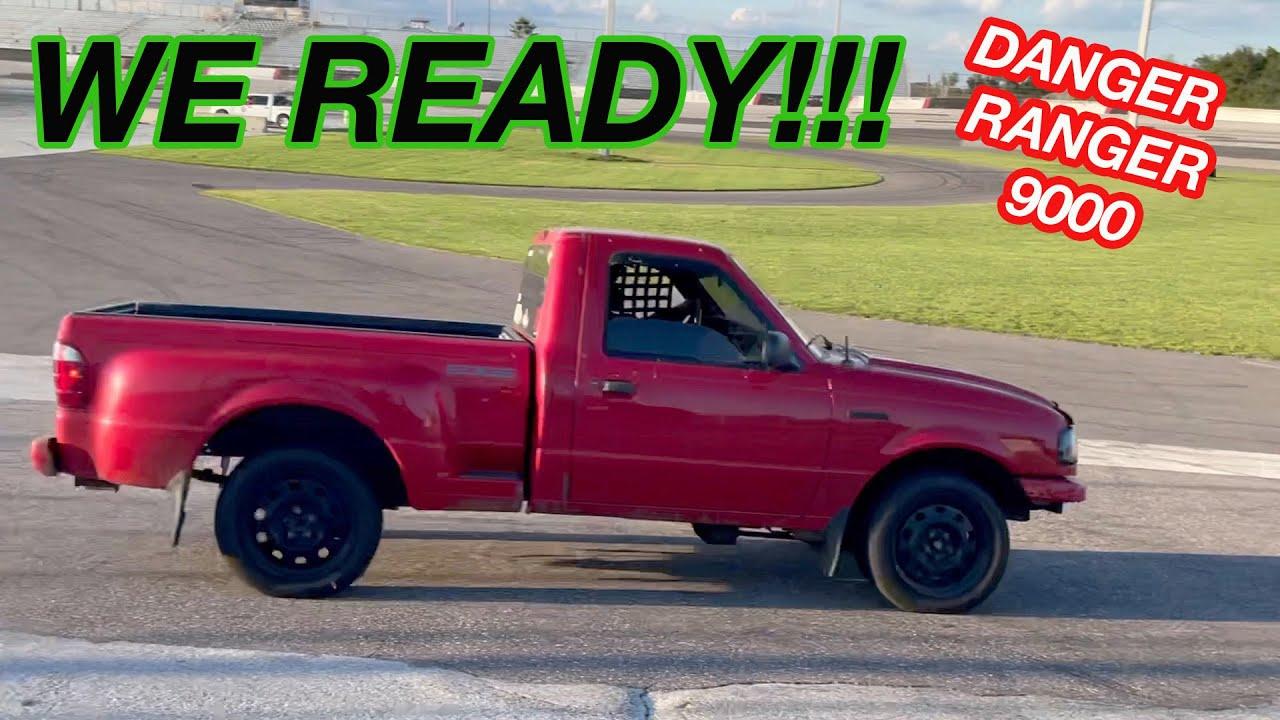 Danger Ranger 9000 Final Prep!!!!!This Ranger is Going To The Front!!!!
