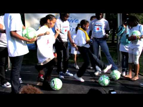 2nd Annual Give Girls Game Outdoor Fitness Festival