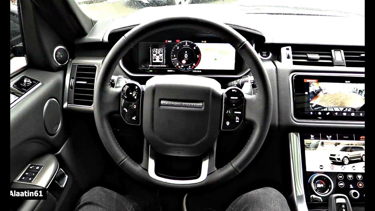 Range Rover Sport Interior >> Range Rover Sport 2019 Interior