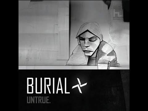 Burial - Untrue (Vinyl) Side A (FULL)