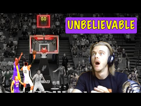 The Closest Call Ever : : NBA 2K16
