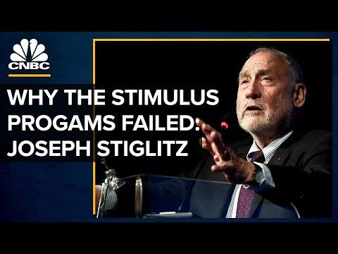 Whats Next For The U.S. Economy: Joseph Stiglitz