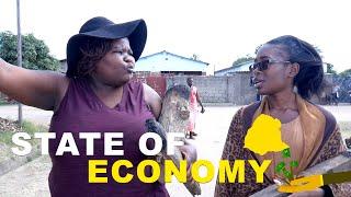 GONYETI & MAGI on State of Ecomony