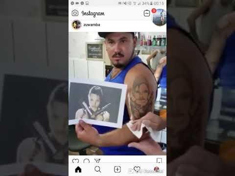 Angelina Jolie Tattoo Fail Youtube
