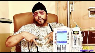 Al B. Sure Shares Scary News | RSMS