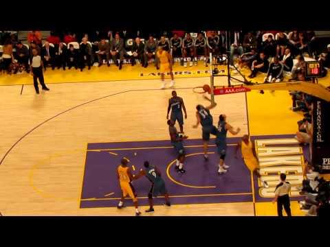 Moments of the Game 2 - Los Angeles Lakers vs Washington Wizards - NBA 2010