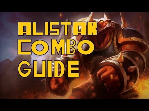 Alistar Guide for BEGINNERS (League of Legends) - YouTube