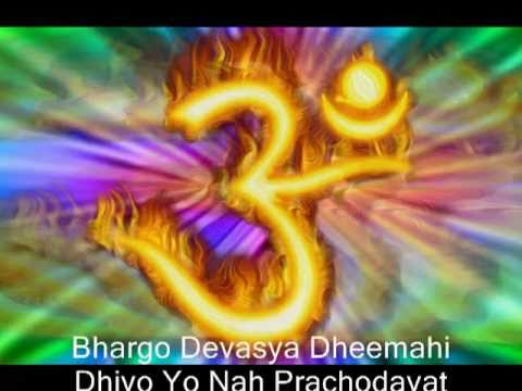 OM-GAYATRI MANTRA- Su Significado-Palabra por Palabra-