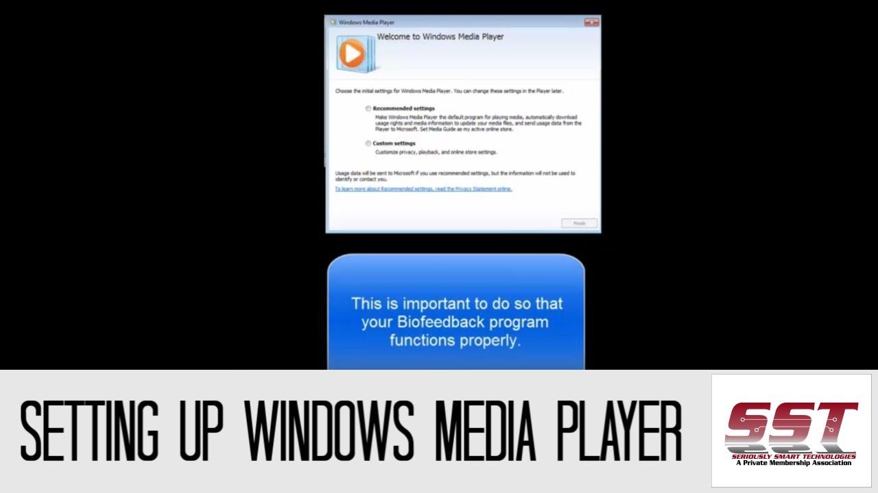 Windows Media Player Update