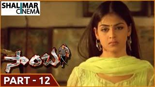 Samba  Telugu  Movie Part  -12/13    NTR , Bhoomika Chawla , Genelia Dsouza   shalimarcinema