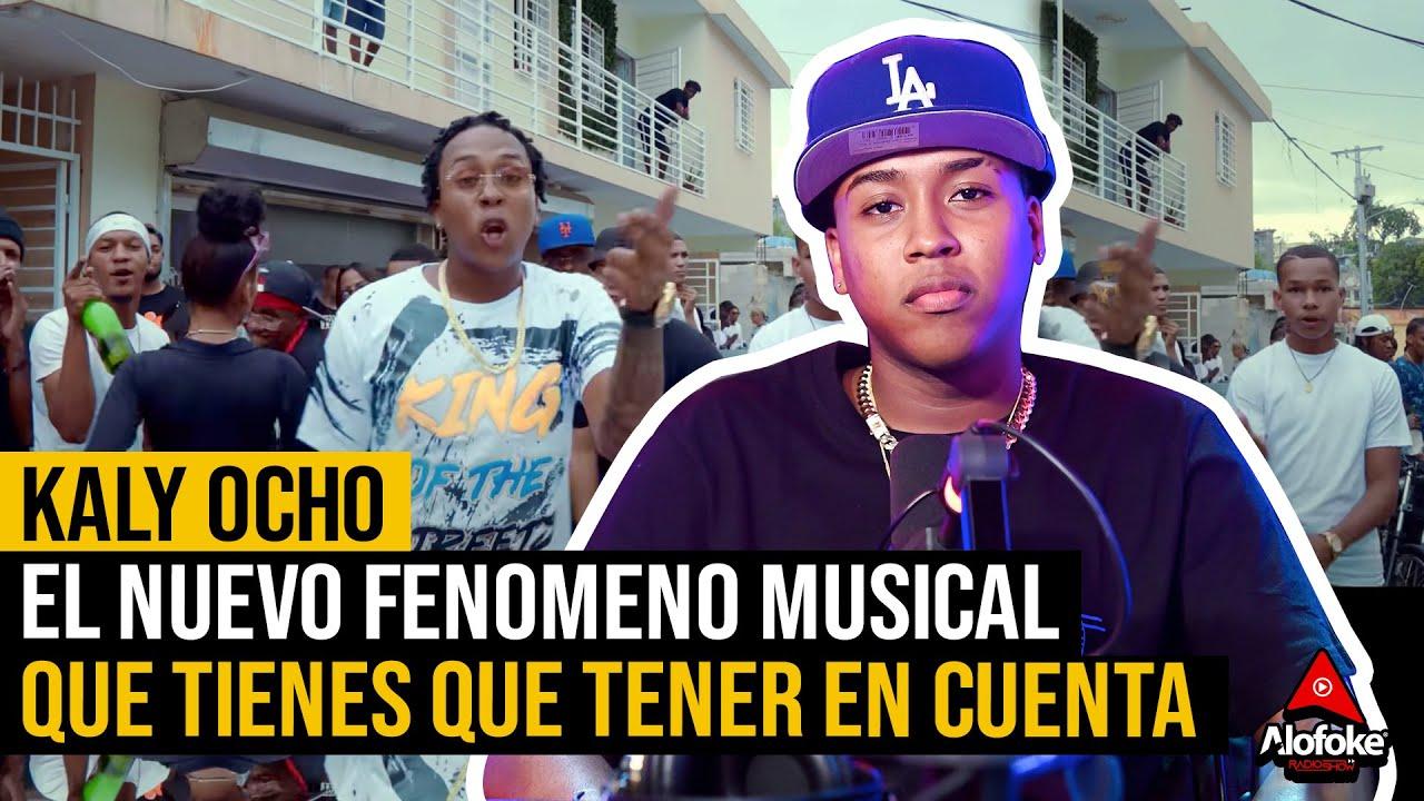 KALY OCHO: EL NUEVO FENOMENO MUSICAL QUE TIENES QUE TENER EN CUENTA (ENTREVISTA EXCLUSIVA)