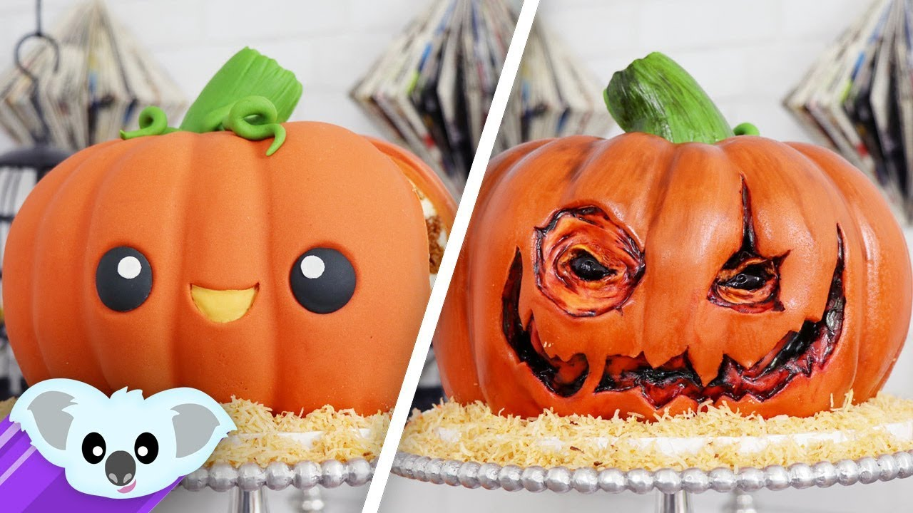 How To Make Pumpkin Surprise Cake