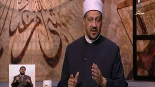 مستشار المفتى يوضح حكم إخراج الزكاة لغير مستحقيها.. فيديو