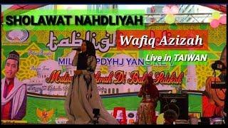 Download Lagu SHOLAWAT NAHDLIYAH WAFIQ AZIZAH mp3