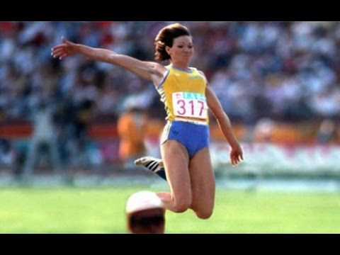 Top 10 female long jumpers of all time
