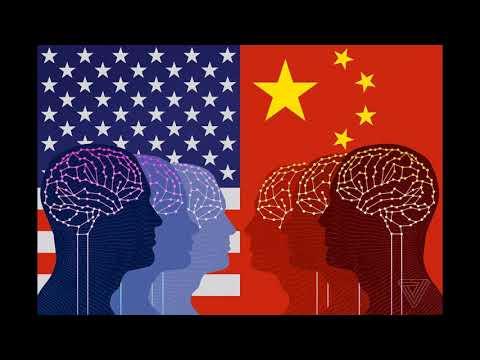 Is China going to overtake the US in data science research?
